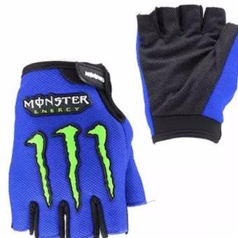 Găng tay Monster cụt ngón _Free Size