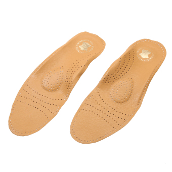 Arch Support Insoles Full Length Flat Foot Corrector Shoe Insert Pads 45/46 - intl