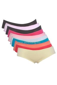 Bộ 10 Quần Lót Nữ Sociustore 10DL NU 040CC (Nhiều màu)