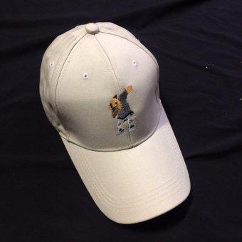 Mũ cap cong Cayler Sons Dab M010 (màu be)
