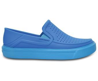 Giày Lười Bé Trai Crocs Citilane Roka K Ocean(Xanh)(Us:J1)