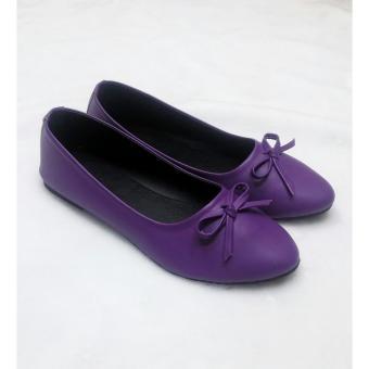 Giày búp bê nơ 92307