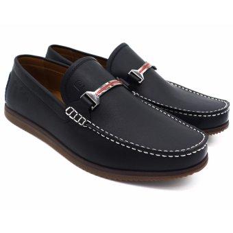 Giày Lười Nam Cao Cấp Pierre Cardin B064 – BLACK