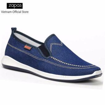 Giày Sneaker Thời Trang Zapas - GS046 (Xanh)