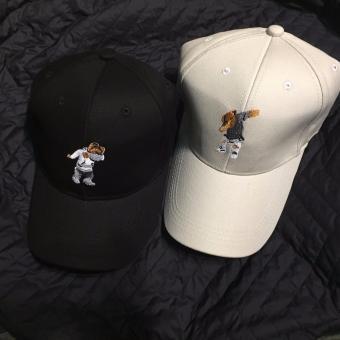 Mũ cap cong Cayler Sons Dab M010 đen