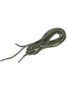 Round Shoe Laces 47 inch Army Green - Intl - intl