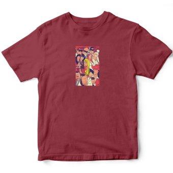 Áo thun nữ Cartoon KillBill Suvi SuviLazTM00103 (Đỏ)