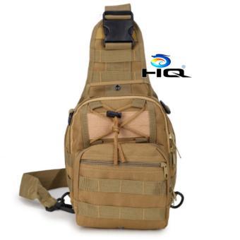 Túi đeo ngực thời trang du lịch phong cách quân đội Mỹ HQ 81TU28 3(kaki)
