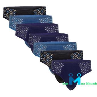 Bộ 7 quần lót nam siêu mịn Body UnderWear - OD06