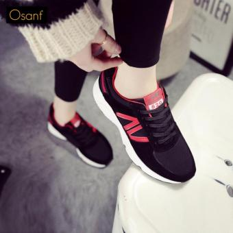 Giày Sneaker Thể Thao OSANT SN010 (ĐEN)