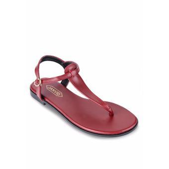 Giày Xăng Đan JANVID L057 (Đỏ)