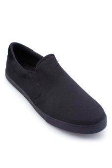 Giày lười nam A32-M1221 (Đen)