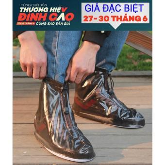 Ủng bọc giày đi mưa thời trang, tiện dùng - Size L