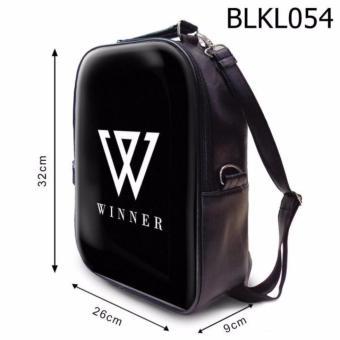 Balo và Túi đeo chéo 2 trong 1 Kpop WINNER - VBLKL054