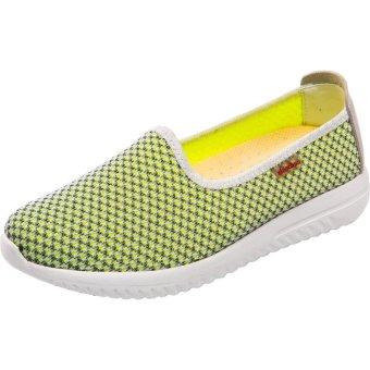 2017 Women Casual Shoes Summer Breathable Mesh Super Light Flats Shoes - intl