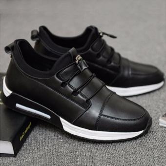 Giày công sở cổ thấp thời trang nam Tinto 6501DE