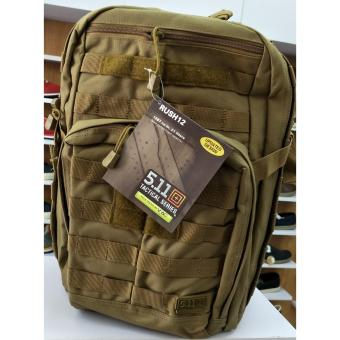Balo 5.11 Tactical Rush 12-sandstone