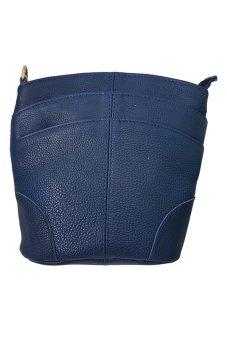 Túi xách da nữ Vkevin TT19A-X (Xanh)