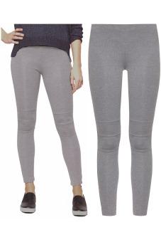 Bộ 2 quần dài skinny legging nữ SoYoung WM 2PANTS 002 2G (Ghi)
