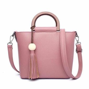 Túi xách thời trang chuẩn QK09 (Hồng Nhạt)