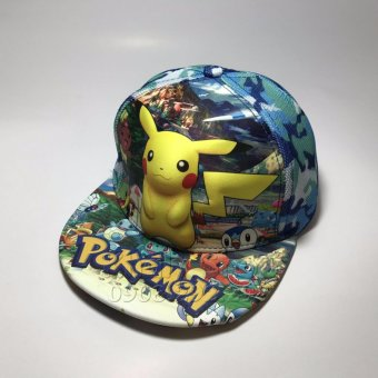 Nón kết Pokemon 3D