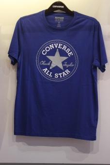 Áo thun nam Converse 10002848_441 (Xanh dương)