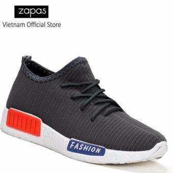 Giày Sneaker Thời Trang Nữ Erosska - GN064 (Xám)