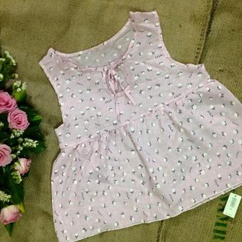 Áo Baby Doll Kate in hoa nhí