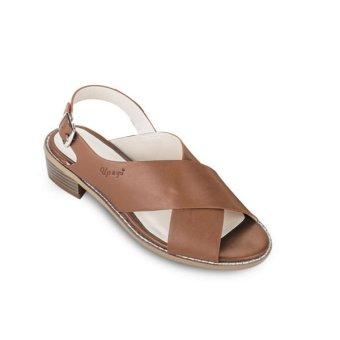 Giày cao gót UP&GO S03-474-BRO