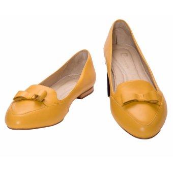 Giày Búp Bê Thương Hiệu Pierre Cardin PCWFWLB050-YEL