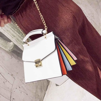 Fashion Women Handbag Shoulder Bag Messenger Large Tote Leather Ladies Purse WH - intl