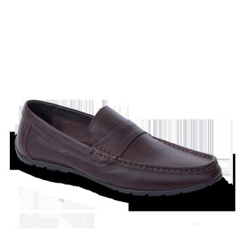 Giày Mọi Sledgers Hank (Sm61Lf26L) Bordeaux 40 (Nâu Đậm)