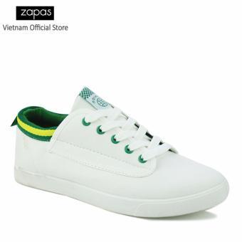 Giày Sneaker Thời Trang Nam Zapas - GS061 ( Trắng )