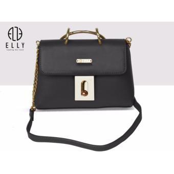 Túi xách nữ thời trang cao cấp ELLY – EL35 màu đen