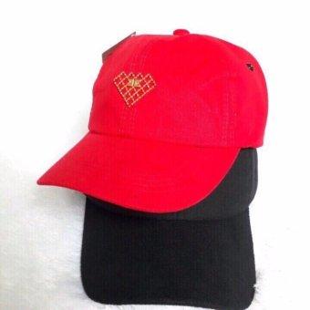 Nón thời trang nam phong cách LyLyFashion (đỏ)