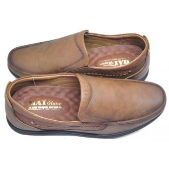 Giày tăng chiều cao da bò Hải Nancy KX19V