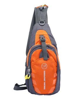 niceEshop Mens Multi-functional Outdoor Sports Chest Bag Pack - Intl