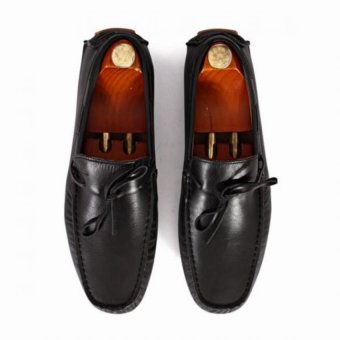 Giày mọi Alessandro Luigi LG92-84 (Đen)