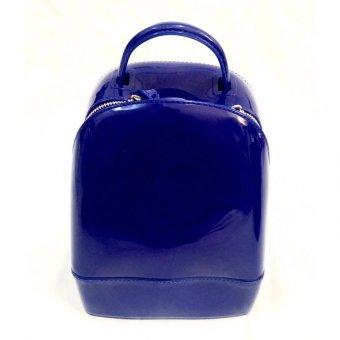 Ba lô túi xách 2 trong 1 chống thấm cao cấp Mushroom Lee BAG012 (Xanh dương)