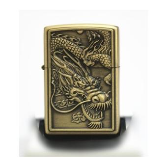 Bật Lửa Mình Rồng Cá Tính USA Store (Đồng)