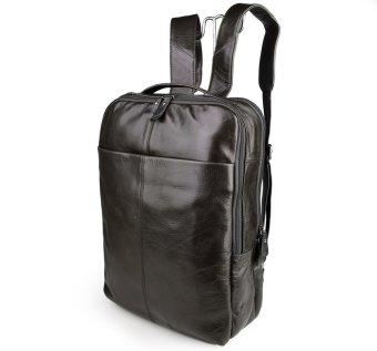 Ba lô da thật KIKI Bags - K26B (Đen)