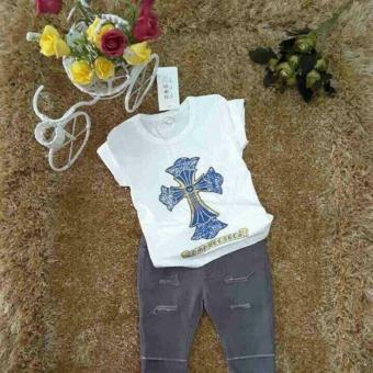 Áo thun đơn giản mà sang chảnh cho bé trai-gái: