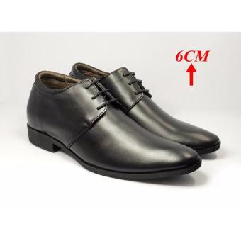 Giày Tăng Chiều Cao Nam TT07 Cao 6cm.