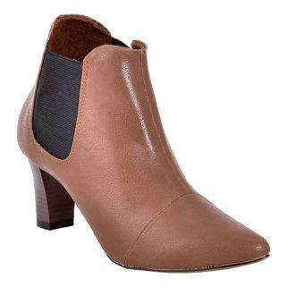 Boot lana thời trang 8 phân (Cacao)