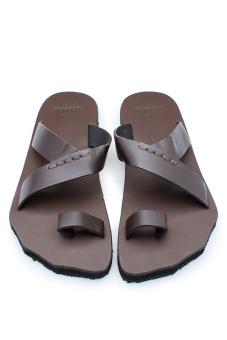 Dép Da Nữ Casual shoes