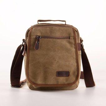 Túi xách Nam đeo chéo BLD176 (Khaki)