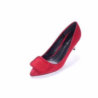 Giày cao gót thời trang naza NZ48 (Đỏ)