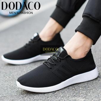 Giày Sneaker Nam DODACO DDC1848A (Đen)