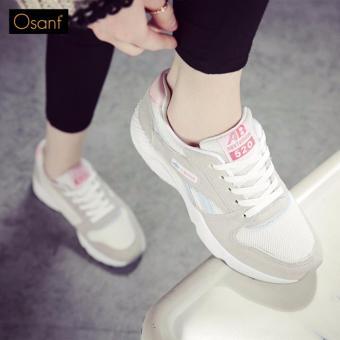 Giày Sneaker Thể Thao OSANT - SN008 (XAM)