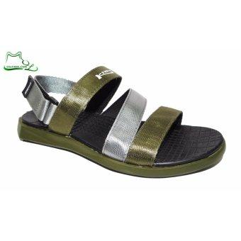 Giày xăng đan KIDO KID5704XL (Xanh Lá)